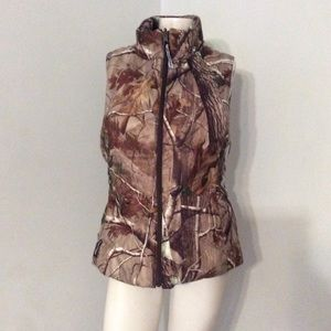 Realtree Reversible Vest M